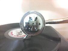 HMV Gramophone Gramaphone Phonograph 78 rpm Sound Box Silver New