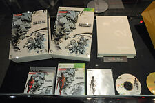 Xbox 360 METAL GEAR SOLID HD EDITION PREMIUM PACKAGE