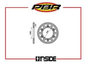 PBR-289-CORONA-TRASMISSIONE-ACCIAIO-42-DENTI-PASSO-520-HONDA-CRF-R-4T-450-2004