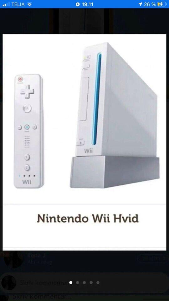 Andet, Wii, God