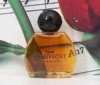 Champagne Edt Splash Micro Mini 0.19 Oz. / 5ml. By Germaine Monteil