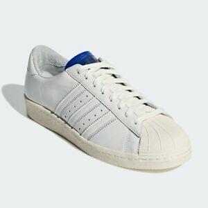 New Adidas Superstar BT Blue Thread