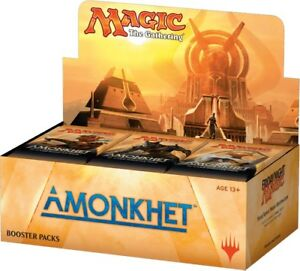 Boite-de-Boosters-Amonkhet-VO-English-Amonket-Booster-Box-Magic-Mtg