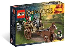 SEALED - NEW - LEGO Lord of the Rings 9469 Gandalf Arrives Set LOTR Green Frodo