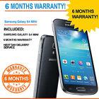 Samsung Galaxy S4 MINI GT-I9195 - 8GB S 4- Black - Unlocked