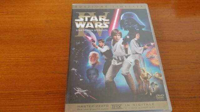 Star Wars. Episodio IV. Una nuova speranza (1977) 2 DVD edizione limitata