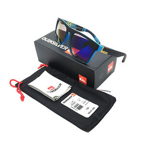 HOT-With-Box-QuikSilver-17-Colors-Stylish-Men-Women-Outdoor-Sunglasses-UV400