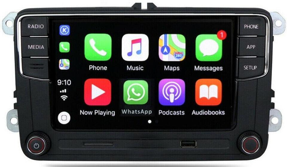 RCD330 Radio til Volkswagen
