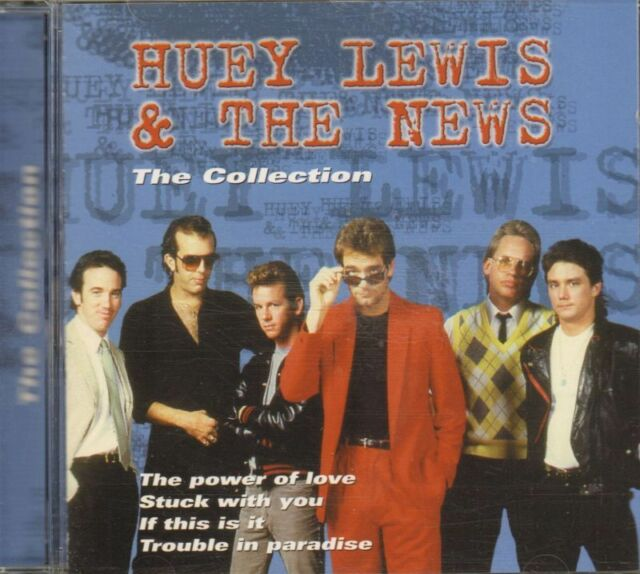 Huey Lewis And The News(CD Album)The Collection-Disky-SI998132-Netherla-