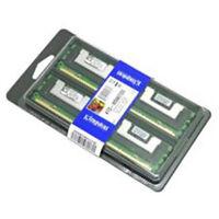 Kingston Ktd-ws667/2g 2gb 2x1g Ddr2 Ecc Registered Fully Buffered Server Memory
