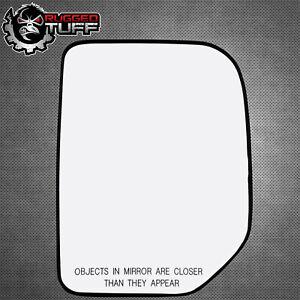 FITS 07-14 TOYOTA FJ CRUISER FRONT PASSENGER RIGHT SIDE MIRROR GLASS NEW