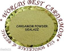 Green Cardamon Powder Cardamom 3.5 oz  Pure Indian Arabic Food Spices USA SELLER