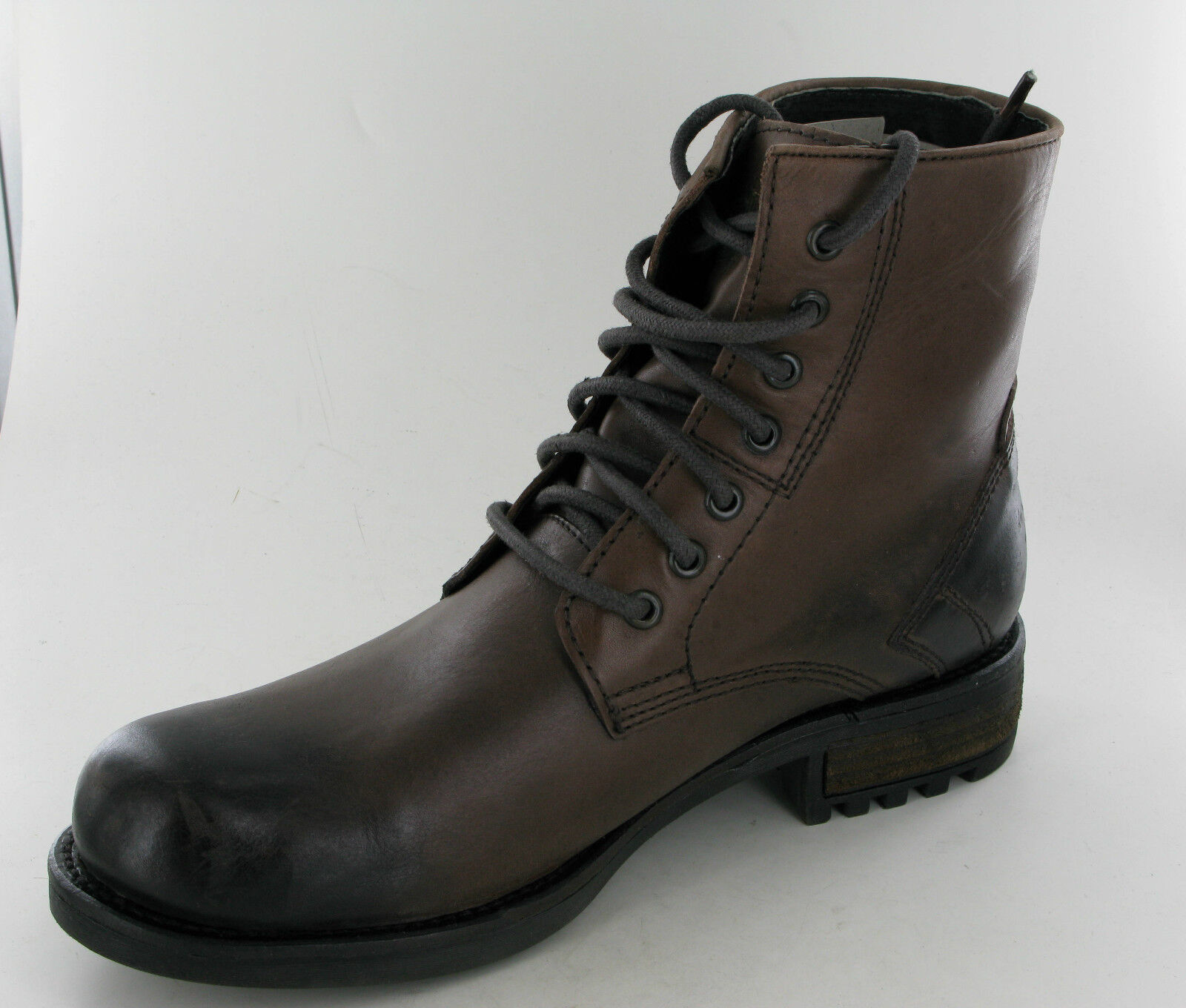 MEN'S MILITARY BASE LONDON COMBAT ARMY ANKLE LACE UP ANKLE ARMY Stiefel UK SIZE 6 7 8 9 11 12 416d26