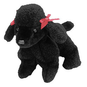 Image is loading TY-GIGI-Beanie-Baby-Poodle-Dog-MWMT-5th- 4cb749488f58