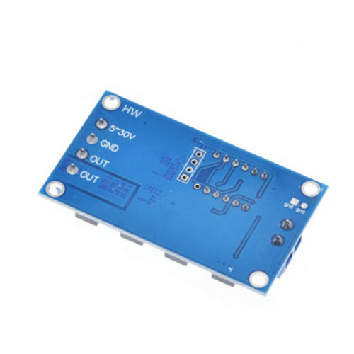 DC 5-36V Time Delay Relay Module Power Off Trigger Cycle Timming Circuit Switch