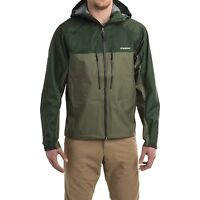 Sage Fly Fishing Quest Ultralight Hooded Rainsuit Rain / Wading Jacket - L Or Xl