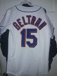 Details About Carlos Beltran New York Mets Shirt Mlb Ny Met Beltran Baseball Jersey Small S