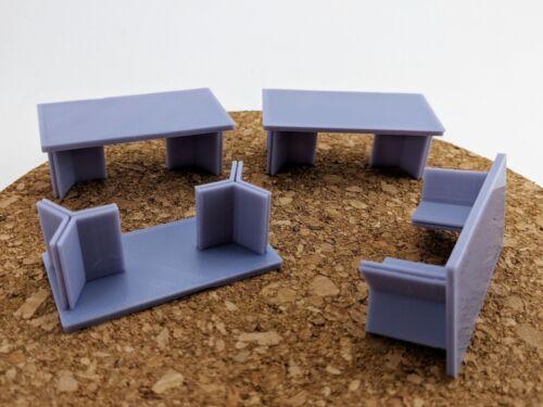 wargaming 28mm scale machine shop set urban scatter terrain scifi