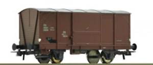 Roco-76845-HO-Gauge-DB-Box-Wagon-III