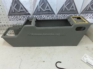 Center Console Panel 92 Ford Explorer Gray 91 93 94 F27B-98045A36-AAW