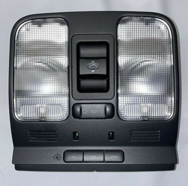 04-08 ACURA TSX OVERHEAD CONSOLE DOME LIGHT SUN GLASS