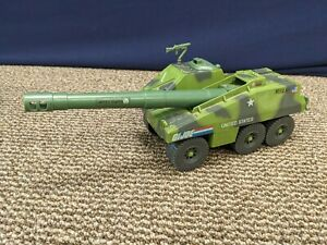 1984 Hasbro Vintage ARAH GI Joe Slugger Military Army Tank United States M112 A1