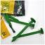 "Easy Gardener FABRIC PEGS 4.5/"" x 1/"" Plastic Stake Landscape Quick Easy 10 pk 801"
