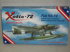 Xotic 1/72 Scale Italian Fiat RS-14 Reconnaissance Aircraft