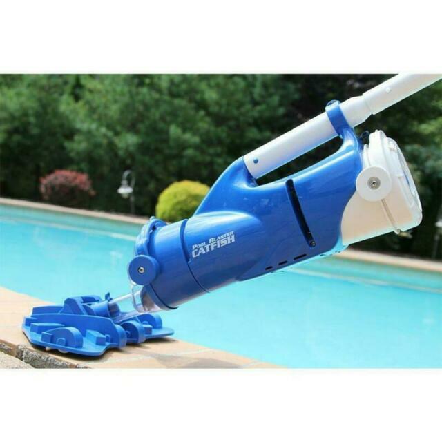 Pool Blaster Catfish Li Swimming Pool Spa Intex Vacuum by Water Tech 20000CL