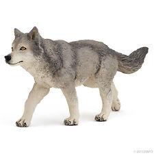 Graue Wölfin 12,5 cm Wildtiere Papo 53012