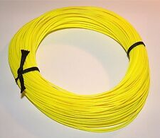 FLY LINE - PREMIUM Floating -  WF 7 F  -  Yellow