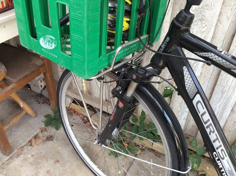 Herrecykel, Curtis Zoom citybike, 7 gear