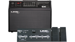 LINE-6-AX2-2X12-KILLER-AMP-amp-FLOORBOARD-PACKAGE-FREE-FREIGHT