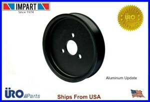 BMW Power Steering Pump Pulley 32 42 1 740 858 * NEW Aluminum *