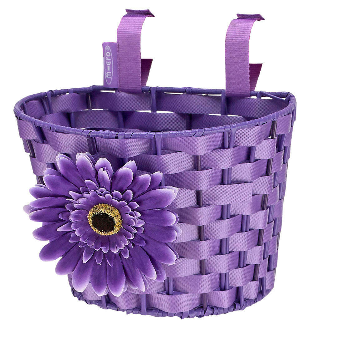 Micro Scooter  Basket Purple Girls Bike or Scooter  world famous sale online