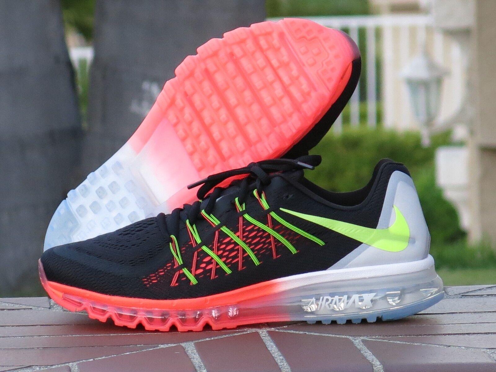 Nike Air Max Men's Running, Cross Training Sneakers 698902-007 SZ 11.5