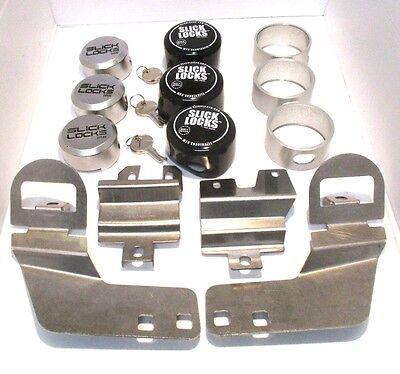 FD-TR-FVK-SLIDE-TK Slick Locks Ford Full Size Transit 2015+ Sliding side door