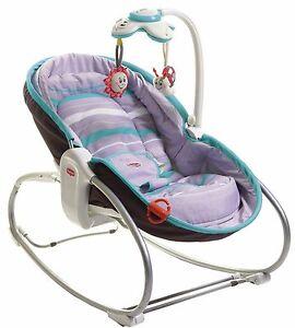 Tiny Love 3 In 1 Baby Rocker Napper Seat Travel Bassinet