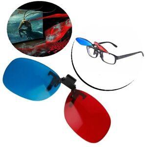 3d Brille Ohne Rahmen Kino Clip Uberbrille Klicksystem Brillen