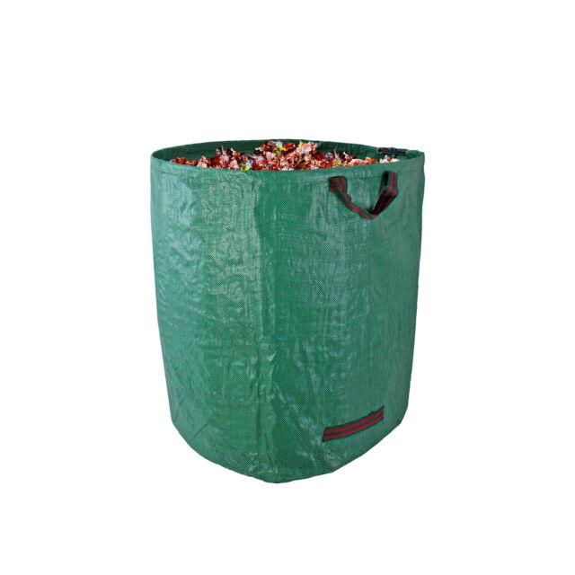 GardenMate® 3 x 272L Gartensack Laubsack Rasensack Gartenabfallsack Abfallsack