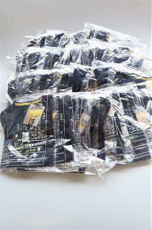 39 x  Regatta Al aire libre camisa Glow in the Dark paquete grupos Boy Scout talla 104  p11  punto de venta