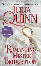 Bridgertons: Romancing Mister Bridgerton 4 by Julia Quinn (2015, Paperback)
