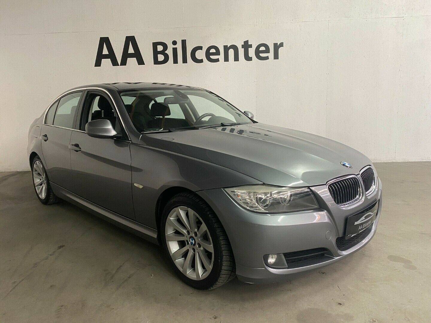 BMW 325d 3,0 Steptr. 4d