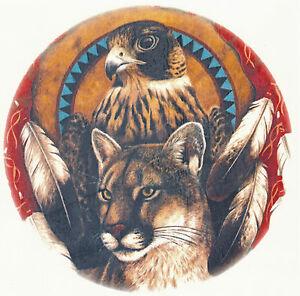 Native american cougar