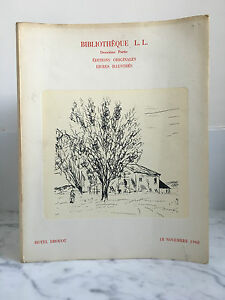 Catalogue-sales-Library-L-l-books-of-the-twentieth-siecle-18-november-1968
