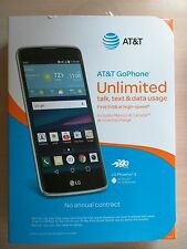 NEW AT&T Prepaid LG Phoenix 2 K371 16GB Android 6 Lollipop Global GSM Smartphone