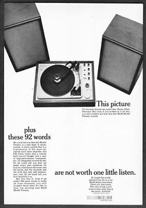1965-KLH-Model-Twenty-Stereo-System-photo-034-Worth-a-Listen-034-vintage-print-ad