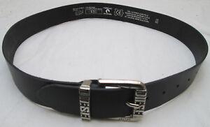 AUTHENTIQUE ceinture DIESEL cuir TBEG vintage à saisir   eBay 18ffd6f8607