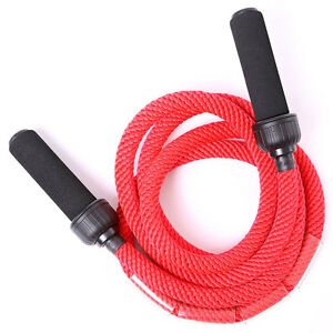 66fit-Weighted-Speed-Rope-Jump-Crossfit-Boxing-MMA-Training-Skipping-Rope