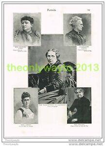 MARCHIONESS-OF-SALISBURY-MME-AMYOT-CHARLOTTE-YONGE-Book-Illustr-1895